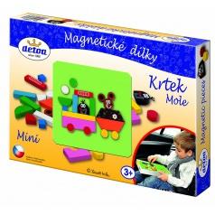 Detoa Magnetické dieliky Krtko mini