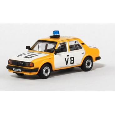 Abrex Škoda 120L (1984) 1:72 - Veřejná Bezpečnost