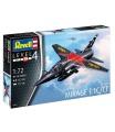 Revell Plastic ModelKit letadlo 04971 - Mirage F.1C/CT (1:72)