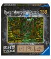 Ravensburger Exit Puzzle: Chrám v Ankor 759 dílků