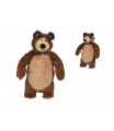 Simba Máša a medvěd Plyšový medvěd 40cm