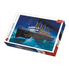 Trefl Puzzle Titanic 1000 dílků v krabici 40x27x6cm