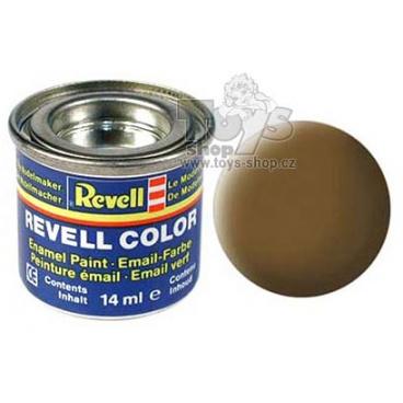 Revell emailová barva 32187 matná zemitě hnědá