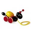 BRIO Tahací mravenec s vajíčkem