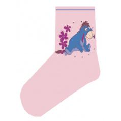 """Ponožky nízké """"Oslík Ijáček"""" růžové, vel. 27/30#27/30"""