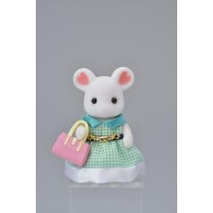 Sylvanian Families 5364 Město - slečna Marshmallow myška