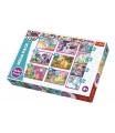 Puzzle My Little Pony 10v1 v krabici 40x27x6cm