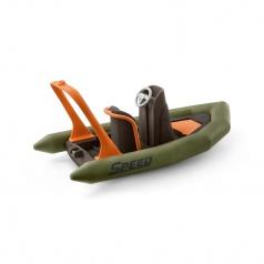 Schleich Wild Life 42352 Pobřežní hlídka s člunem