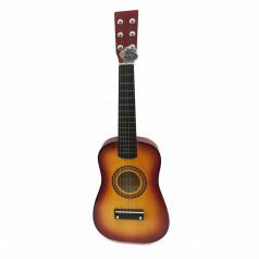 Rappa Dřevěná kytara 58 cm