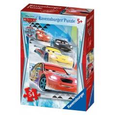 Ravensburger Display Minipuzzle Disney Auta 54d, display 45ks