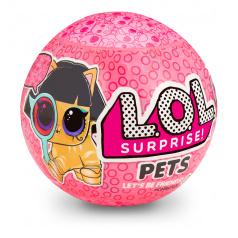 MGA L.O.L. Surprise Zvířátka, PDQ, vlna 1