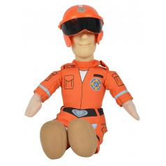 simba Požárník Sam Plyšová figurka 25 cm, vinylová hlava, 4 druhy