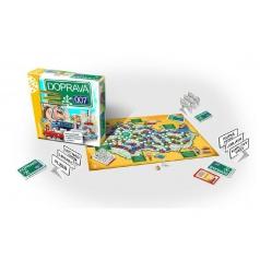 Bonaparte DOPRAVA 007 rodinná společenská hra 30x30x8cm v krabici