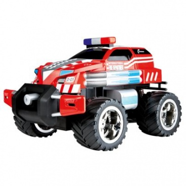 Carrera RC auto Fire Fighter Watergun 35cm (1:14) stříká vodu 142023