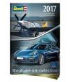 Revell katalog plastikových modelů 2017