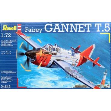 Revell Plastic ModelKit letadlo 04845 - Fairey Gannet T.5 (1:72)