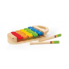 Hape Duhový xylofon