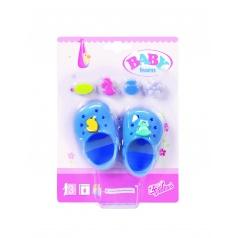 Zapf Creation BABY born® Gumové sandálky, 6 druhů asort, 824597