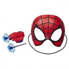 Hasbro Spiderman Maska a výstroj s projektily assort