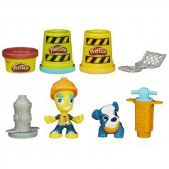 Play-Doh modelína PLAYDOH TOWN FIGURKA SE ZVÍŘATKEM ASST B3411