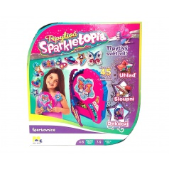 Mac Toys Sparkletopia Kouzelná šperkovnice
