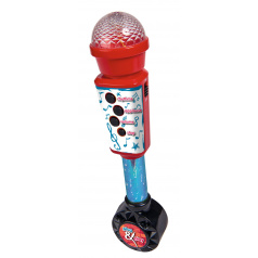 Simba Elektronický mikrofon 28 cm, vstup pro MP3