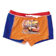 """Chlapecké plavky boxerky """"Cars"""" oranžovo-modro-červené, vel. 10 #10"""