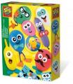 SES Tvoření obličejů na nafukovacích balonkách