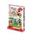 Dino dětské puzle  WD Pracovitá Minnie 2x77D