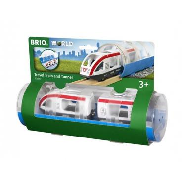 Brio 33890 Tunel a osobní vlak