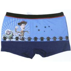 """Chlapecké plavky boxerky """"Příběh hraček"""" modré, vel. 4 #4"""