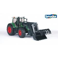 bruder Farmer - traktor Fendt 936 Vario s předním nakladačem - ARCH.