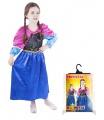 Karnevalový kostým Princezna Frozen zimní království, vel. M