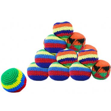 Rappa míček Hakisak - Footbag barevný