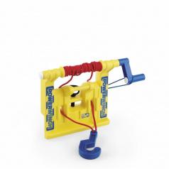 rollytoys Naviják k šlapacímu traktoru - žlutý