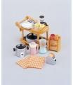 Sylvanian Families 5090 Vybavení - kuchyňské nádobí set