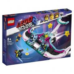 LEGO Movie 2 70849  Zdivočelá Mela a její stíhačka