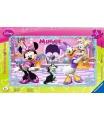 Ravensburger dětské puzzle Minnie Mouse 15d rámové
