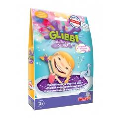 Simba Glibbi Glitter Slime sliz fialový třpytivý
