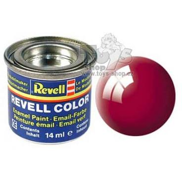 Revell emailová barva 32134 lesklá Ferrari červená