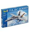 Revell Plastic ModelKit letadlo 04894 - F/A-18C Hornet (1:72)