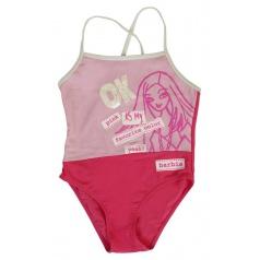 """Licence Only Dívčí plavky """"Barbie"""" růžové, vel.10 #10"""