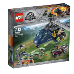 LEGO® Jurassic World™ 75928 Pronásledování Bluea helikoptérou