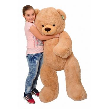 Medvěd 135 cm béžový