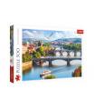 Trefl Puzzle Praha, Česká Republika 500 dílků 48x34cm v krabici 40x27x4,5cm