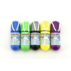 Teddies Pokladnička na krk 11,5cm asst 5 farieb vodotesná