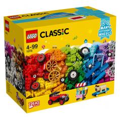 LEGO Classic 10715 Kocky na kolieskach