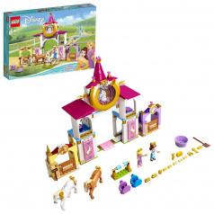 LEGO Disney 43195 Královské stáje KráskyaLociky