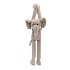 Keel Toys Plyšová zvířata Dangly Wild 55cm asst.