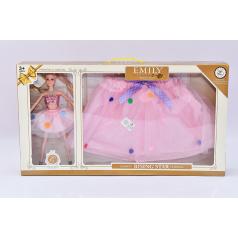 Mac Toys Panenka se sunkýnkou pro holčičku - růžová